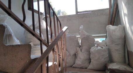 Як  ремонт посварив сусідів у Кам'янському