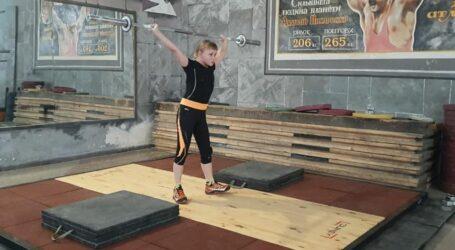 У Кам'янському пройшов чемпіонат міста з важкої атлетики