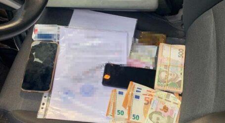 У Дніпрі поліцейські затримали керівника підприємства за хабар