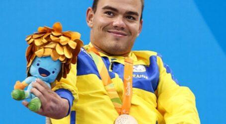 Пловець Антон Коль із Дніпропетровщини виборов «срібло» на Паралімпійських іграх у Токіо