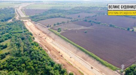 На Дніпропетровщині будують дві нові траси