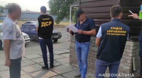 На Дніпропетровщині затримали посадовця за хабар