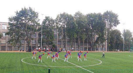 На Черёмушках в Каменском открыли многофункциональный спортивный комплекс