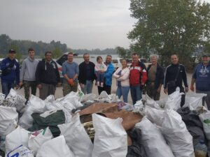 Каменчан приглашают на субботник по уборке «Зеленого острова» - ФОТО