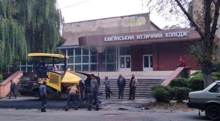 Тротуари в Кам'янському: підтримка в очікуванні капремонту