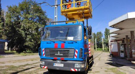 КП «Транспорт» проводить профілактичні ремонтні роботи