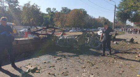 У Дніпрі вибухнув автомобіль: загинули двоє людей