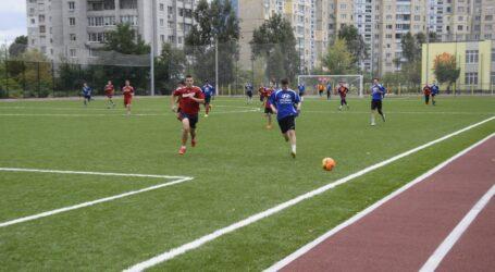 В Каменском стартовал Кубок городского головы по футболу