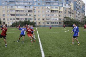 В Каменском стартовал Кубок городского головы по футболу - ФОТО