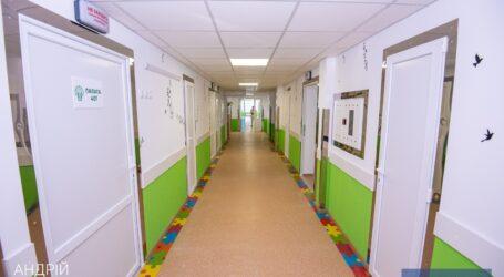 На День города в Каменском открыли построенную с нуля амбулаторию и отремонтированные отделения в больницах
