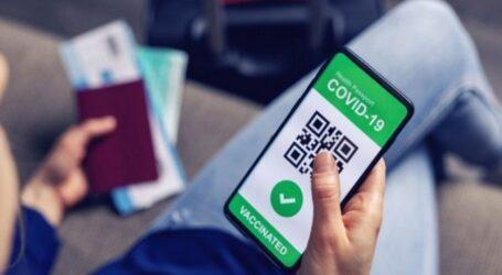 Каменчане могут распечатать международный COVID-сертификат из портала «Дія»