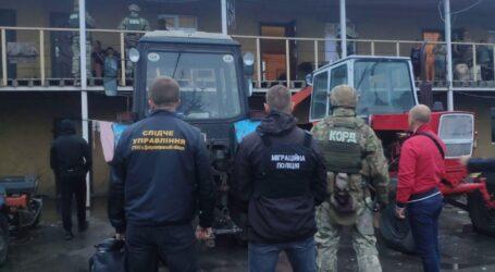 На Днепропетровщине из трудового рабства освободили 60 человек