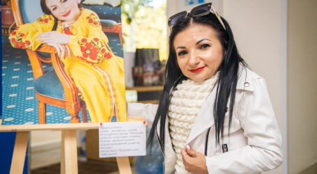 В Днепре открылась фотовыставка о женщинах-предпринимателях, среди которых каменчанка