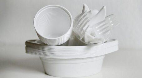 Запрет одноразовой посуды: что придумали в Раде