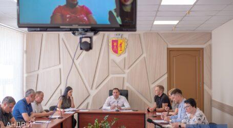 Мэр Каменского провел прием граждан