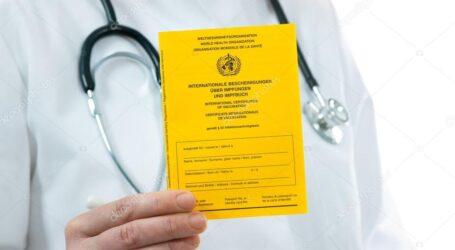 На Днепропетровщине подделывали COVID-сертификаты