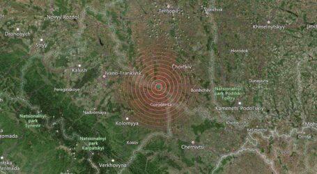 Сегодня Украину всколыхнуло землетрясение