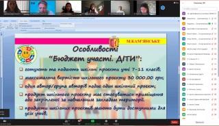 Школярі Кам'янського розпочали навчання за методикою Ради Європи - ФОТО