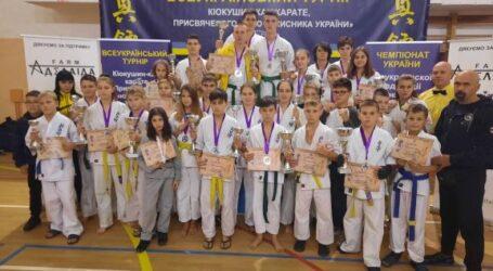 Успіхи бійців з Кам'янського на всеукраїнських змаганнях з Кіокушин кан карате