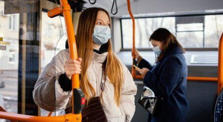 Коли вакцинованим українцям дозволять їздити у громадському транспорті без масок