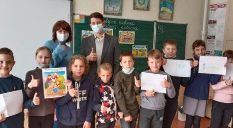 Як діти Кам'янського вивчають свої права та межі самооборони