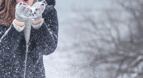 Коли в Україні випаде перший сніг