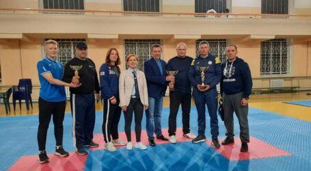 В Каменском состоялся чемпионат области по тхеквондо ВТФ