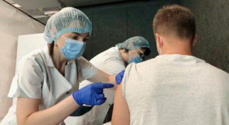 У Кам`янському відкрилися два нових Центри вакцинації від коронавірусу