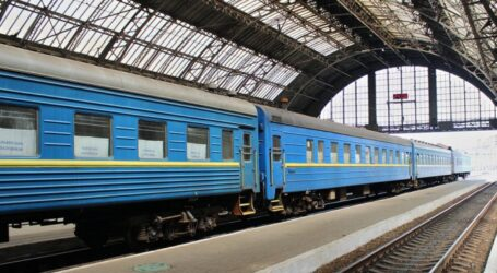 Через Каменское будет проходить самый длинный железнодорожный маршрут в Украине