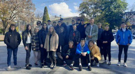 Фіналісти та переможці Кубку міського голови побували в туристичній подорожі